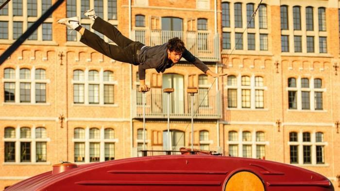 Mechelse acrobaat zoekt 15.000 euro voor eigen circus