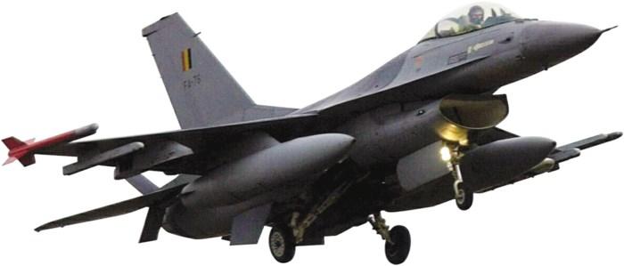 Belgische F-16's voeren opnieuw twee aanvallen uit