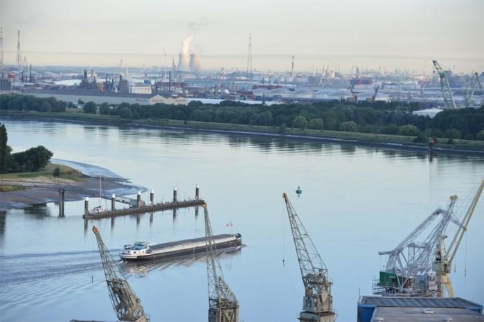Aangepast uitvoeringsplan voor het zeehavengebied Antwerpen goedgekeurd