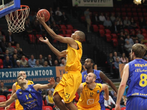 Oostende-Bergen blikvanger in kwartfinale Belgische Cup