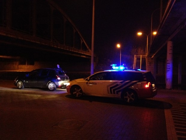 Verdacht voertuig onderschept door politie