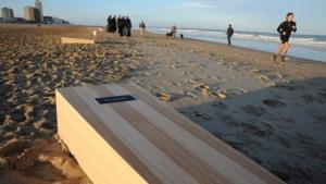 Doodskisten op strand Oostende vragen aandacht voor bootvluchtelingen