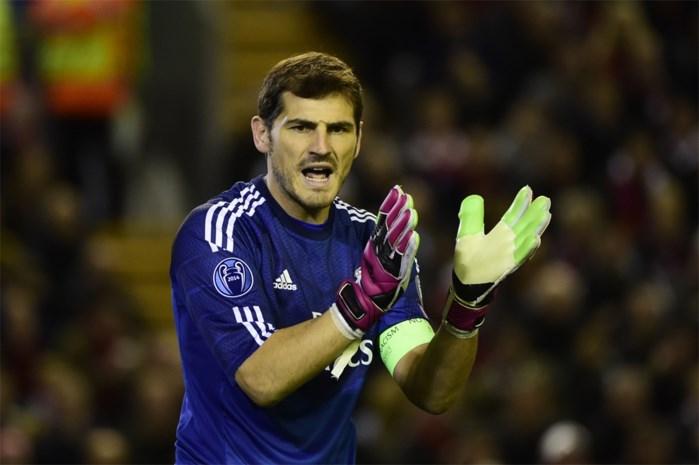 Iker Casillas met 144 wedstrijden weer even alleen recordhouder