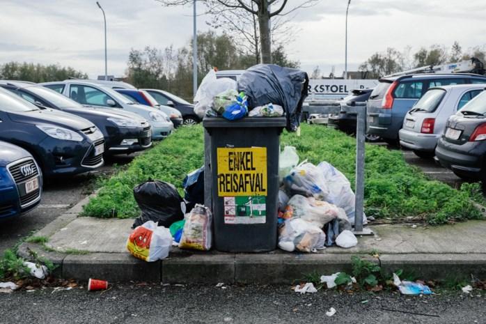 Carpool herschapen in vuilnisbelt