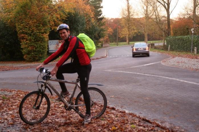Rotonde veiliger voor fietsers