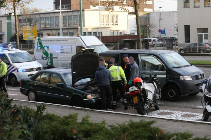 Politie zet achtervolging in vanuit Nederland tot in Antwerpen