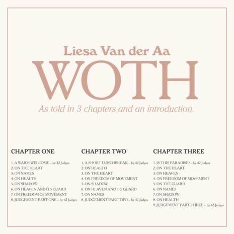 CD: Liesa Van der Aa – WOTH (***)