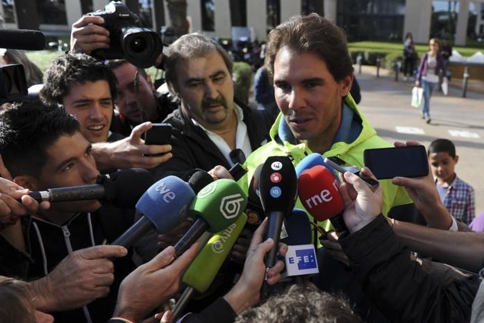 Rafael Nadal verlaat ziekenhuis na operatie