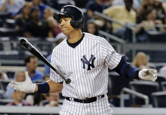 Amerikaanse baseball-ster Alex Rodriguez bekent dopinggebruik