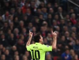 Messi komt op gelijke hoogte met Raul: nummer 71