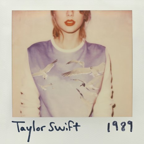 CD: Taylor Swift – 1989 (***)