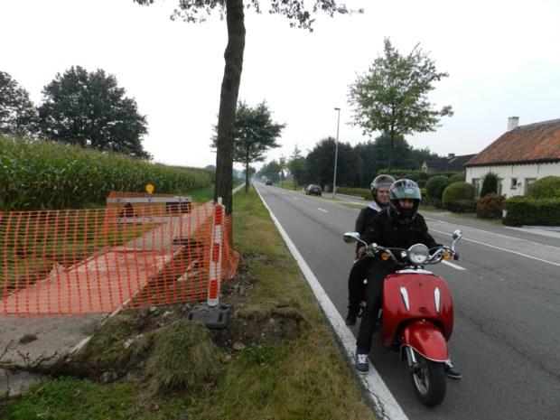 Bredaseweg en Voort enkele dagen afgesloten