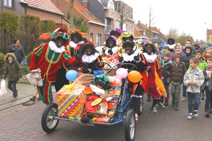 Sinterklaas bezoekt Gooreind