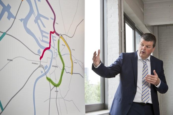 Verandert provincie Antwerpen in Midden-Brabant?