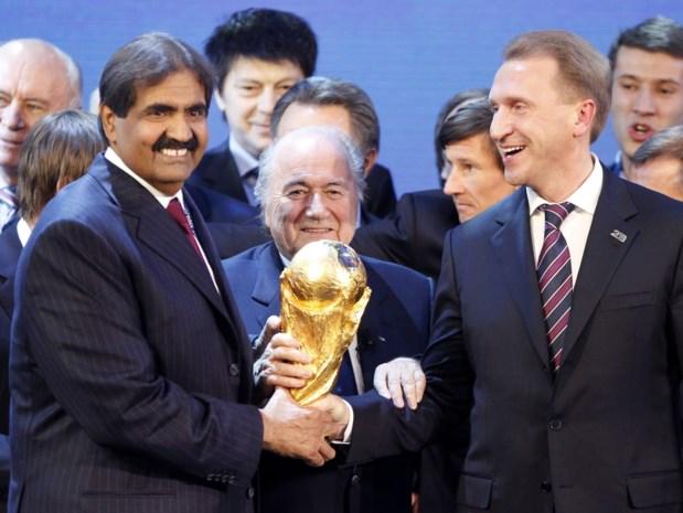 FIFA blij met uitkomst FIFA-onderzoek naar FIFA, aldus FIFA