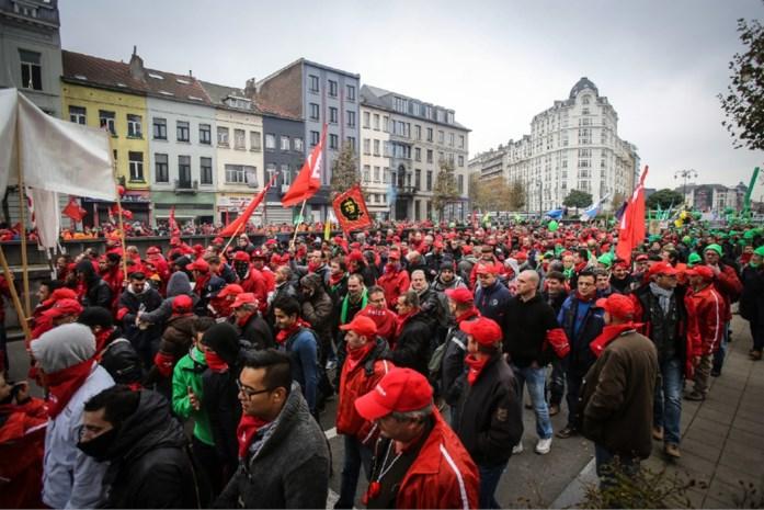 """""""Ook grote stakingsbereidheid in Antwerpse kmo's"""""""