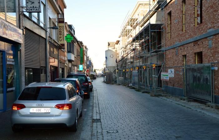 Molenstraat drie dagen afgesloten voor alle verkeer