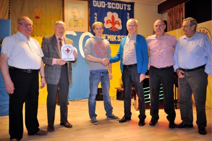 Nieuwe wind waait door oud-scouts