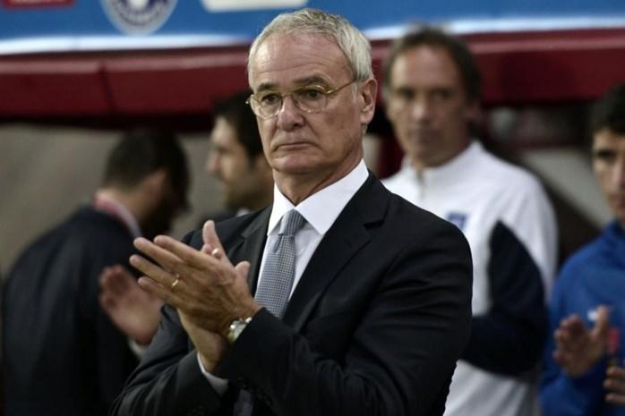 Griekse beloftencoach neemt ad interim over na ontslag Ranieri