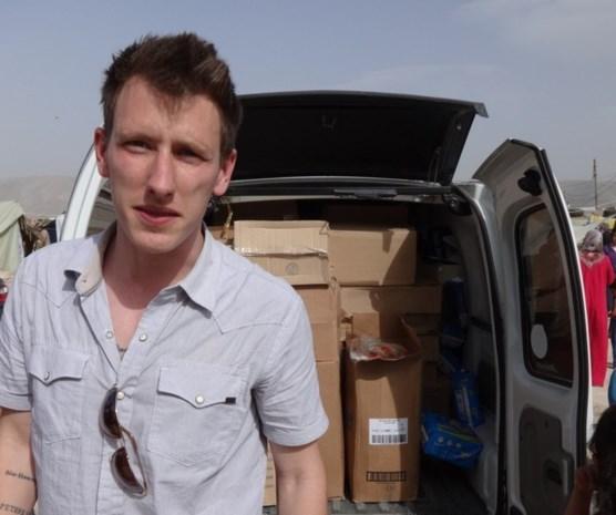 IS onthoofdt opnieuw Amerikaanse gijzelaar