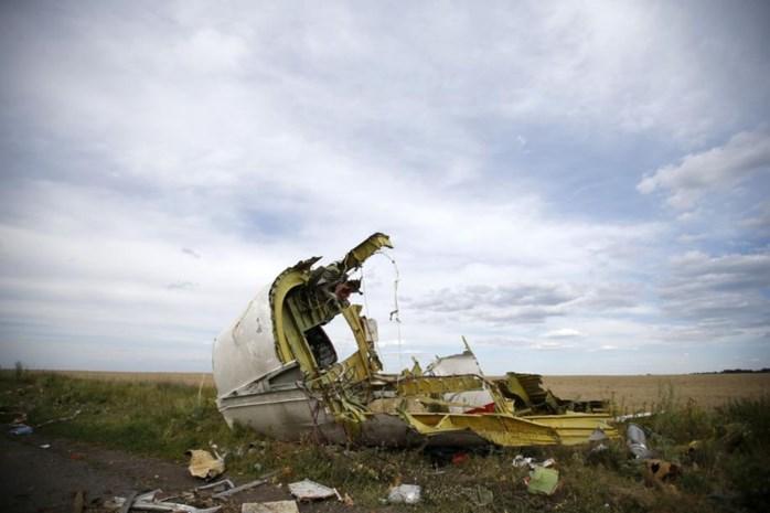Weer stoffelijke resten gevonden op rampplek MH17