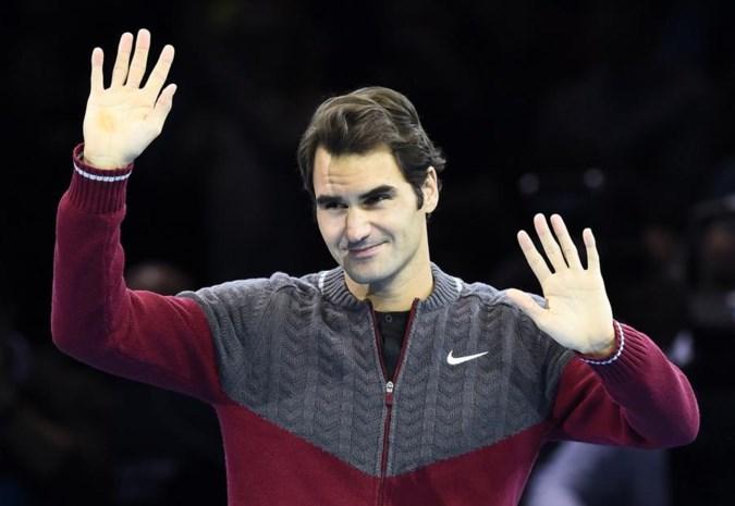 Roger Federer geeft verstek voor finale Masters