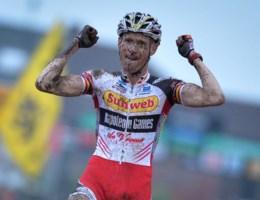 Beresterke Vantornout wint topcross in Asper-Gavere