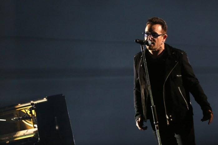 Operatie voor Bono na fietsongeluk