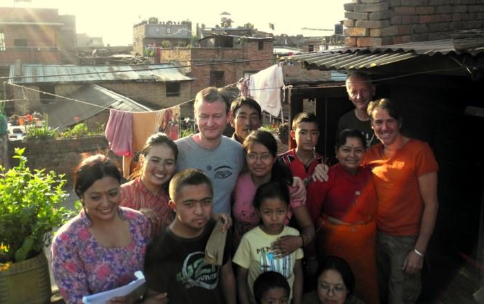Vrijwilligers maken film over twintig jaar werken in Nepal