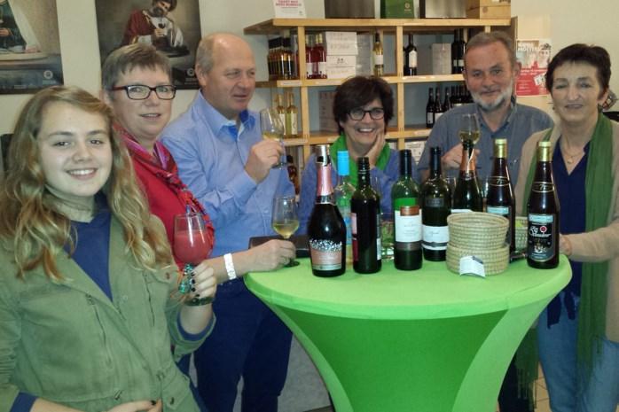 Wereldwinkel doet alle wijnen in winkel open