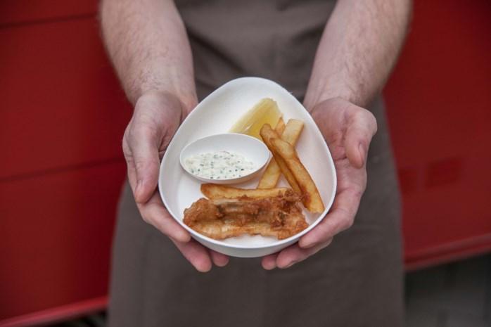 Arendonkenaren dol op fish&chips van topchef