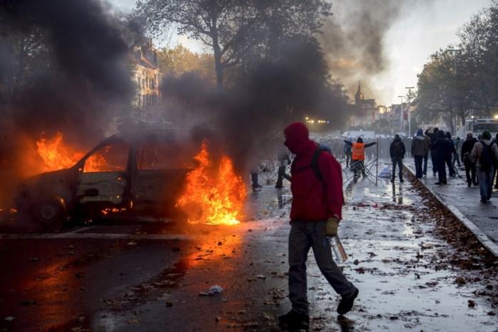'Mayeur wil fouten bij nationale betoging in doofpot stoppen'