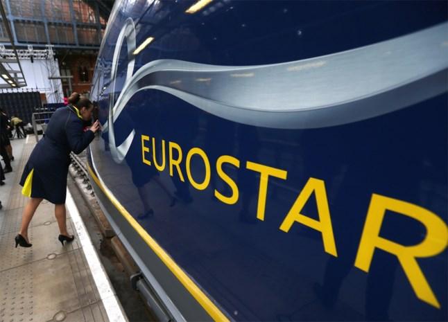 Eurostar-passagiers 8 uur vast op trein