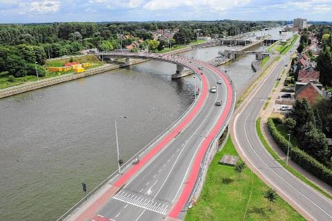 Volksraadpleging gevraagd over autovrije brug