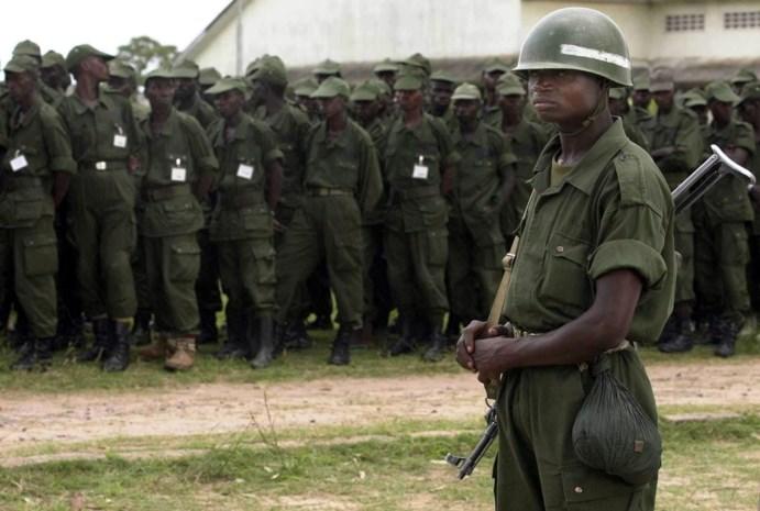 Oost-Afrikaanse landen richten regionale troepenmacht op