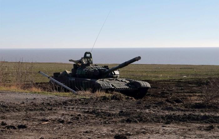 'Amerikaans oorlogstuig voor Kiev in strijd tegen separatisten'