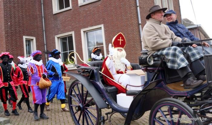 Waar en wanneer komt Sinterklaas in Essen aan?