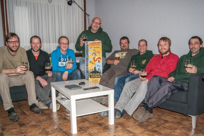 Putse Bierkliek klinkt op twintigste verjaardag in Schriek