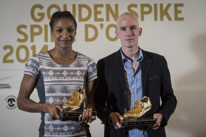 Thomas Van der Plaetsen wint Gouden Spike 2014