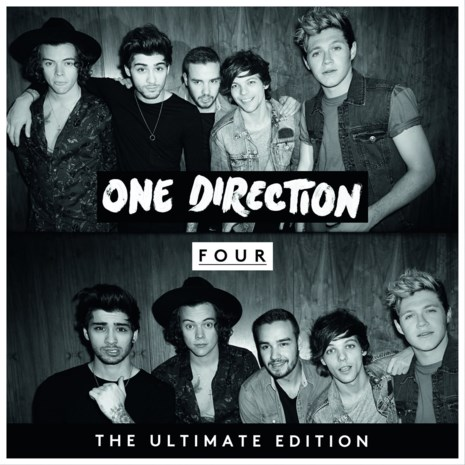 CD: One Direction – Four (***)