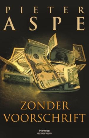 BOEK: Pieter Aspe - Zonder voorschrift