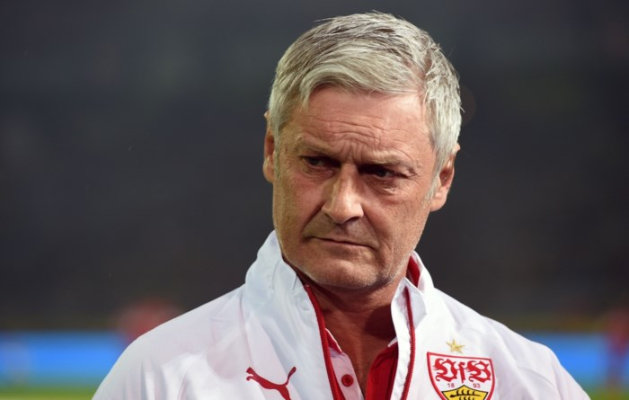 Coach stapt op bij Duitse hekkensluiter