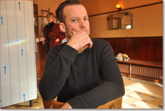 Chef-kok Maarten Van Essche stunt opnieuw