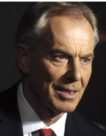 Massale kritiek op Save the Children-prijs voor Tony Blair