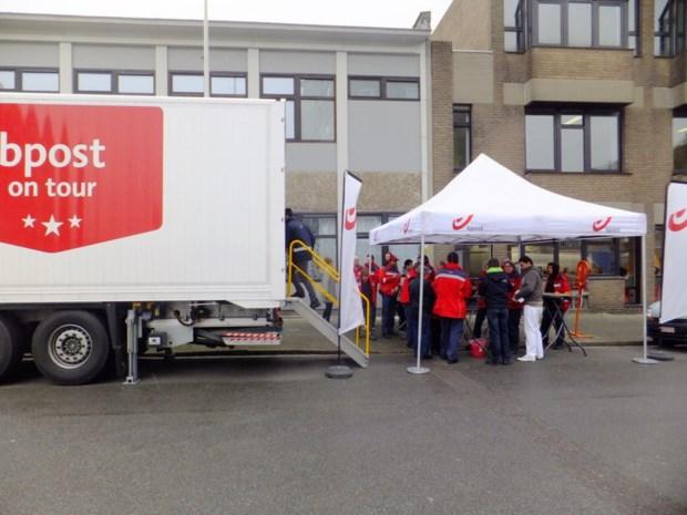 De Post stelt toekomstplan voor aan haar postbodes in Antwerpen-Noord