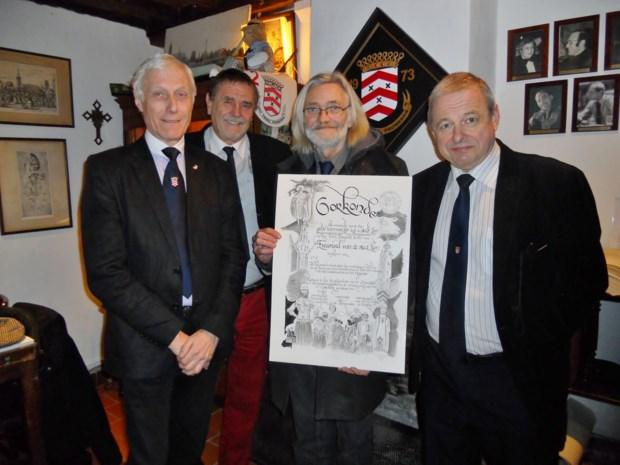 Gilde Heren van Lier zoekt Lierse expats