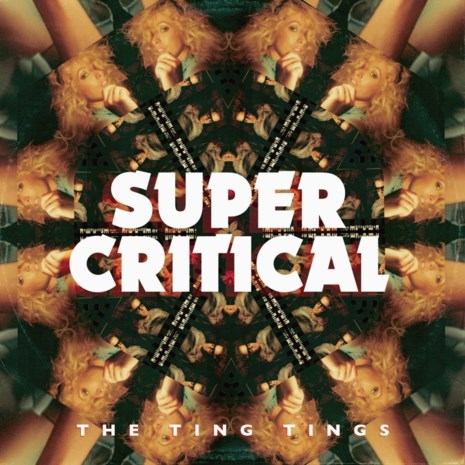 CD: Super Critical - The Ting Tings (**)