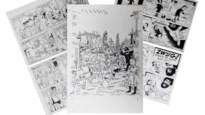 Originele tekeningen Suske en Wiske uit 'De 7 Schaken' brengen 85.000 euro op