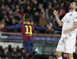 CHAMPIONS LEAGUE. Barcelona groepswinnaar na winst tegen PSG, Schalke 04 in extremis tweede