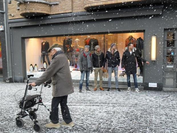 Witte kerst van winkeliers valt niet overal in de smaak